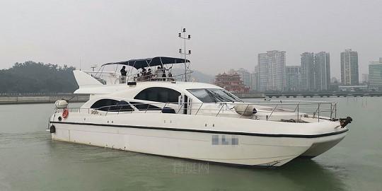 19.98米双体游艇