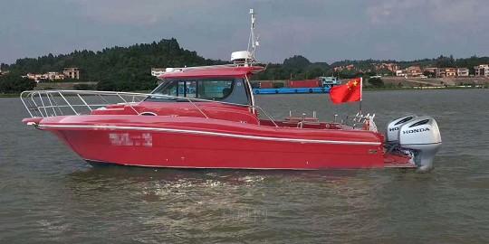 Oceania 32 钓鱼艇