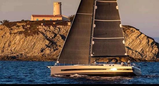 确实靓! 法国百年品牌首款60尺以上大帆船
