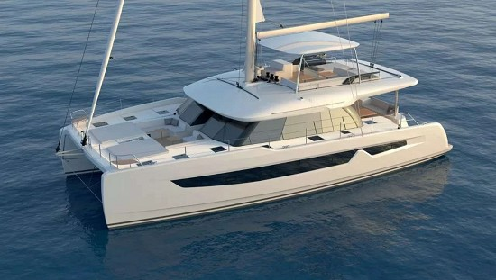 打破欧美双体帆船的垄断 首艘2021年交付船东