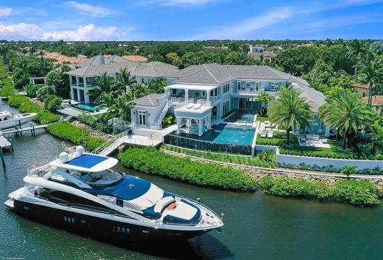 咨询量增加!带私家泊位的滨水房产
