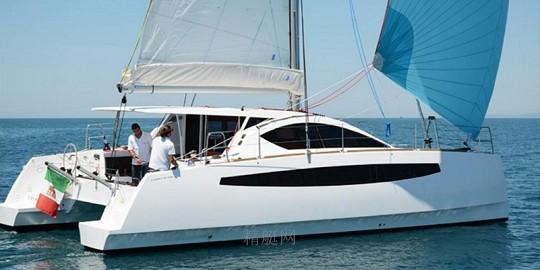 意大利Comar37 双体帆船