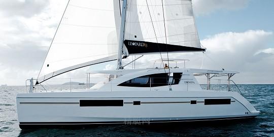 Leopard 48双体帆船