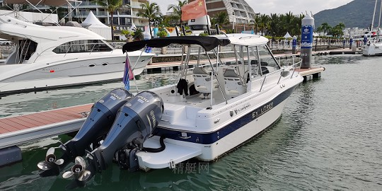 Campion682钓鱼艇