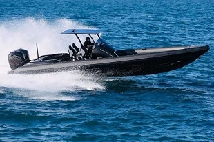 五款70节以上极速接应艇