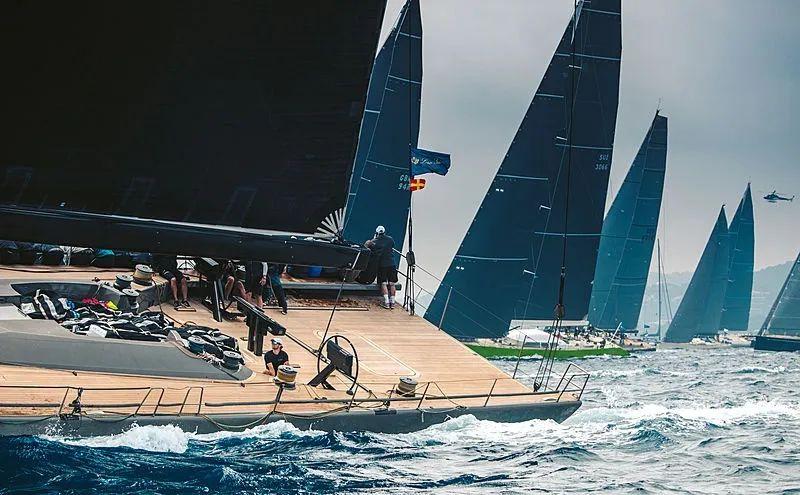 金融战&帆船赛