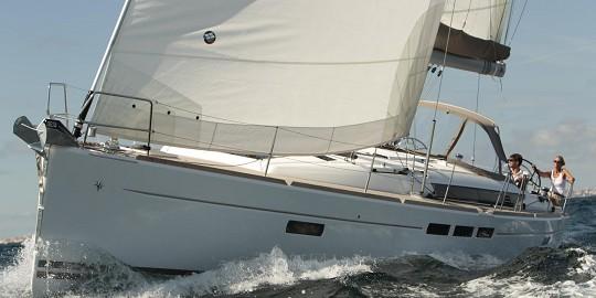 法国产50尺帆船