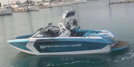 Nautique G23造浪艇
