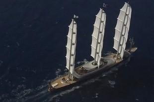 经典中的经典 帆船史上的传奇
