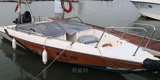 5.8米快艇