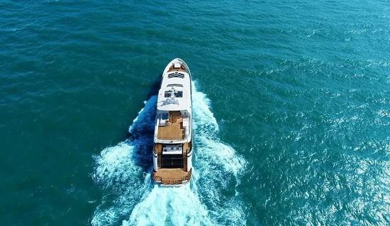 亚洲唯一!中国海星游艇荣获国际设计大奖