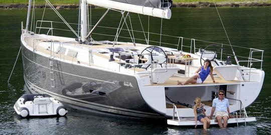 Hanse 575Ⅰ类大帆船