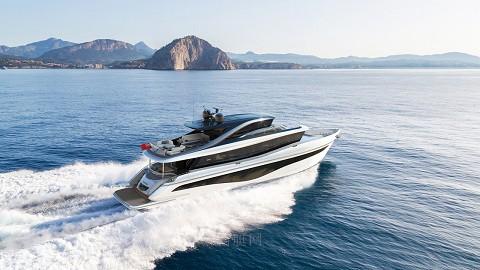 公主游艇X80