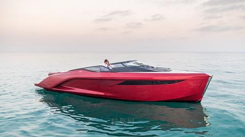 公主游艇R35
