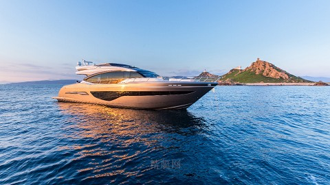 公主游艇S78