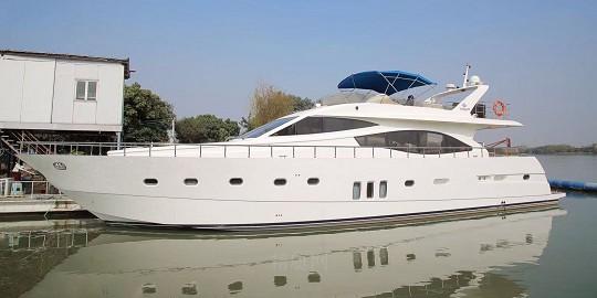 75尺国产游艇