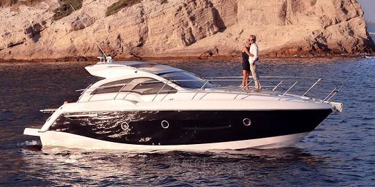 35尺运动游艇