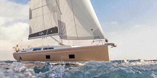 46尺帆船