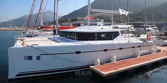 55尺双体帆船