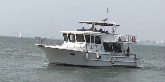 53尺美式房艇