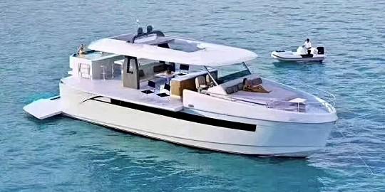 62尺派对艇