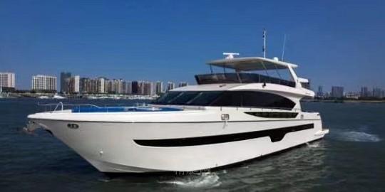 85尺豪华游艇