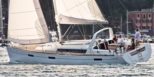45尺法国进口帆船