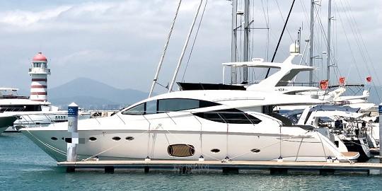 62.8尺豪华游艇