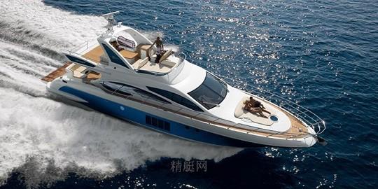 意大利64尺豪华游艇