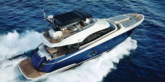 意大利65尺豪华游艇