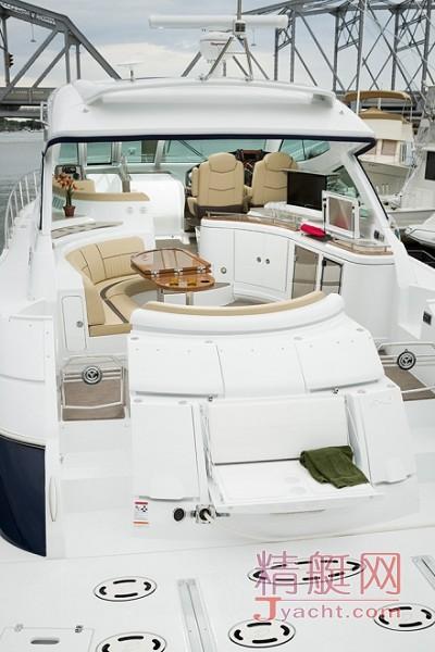 Cruisers 540 SC