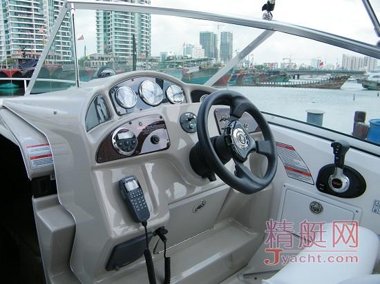 西瑞260运动艇