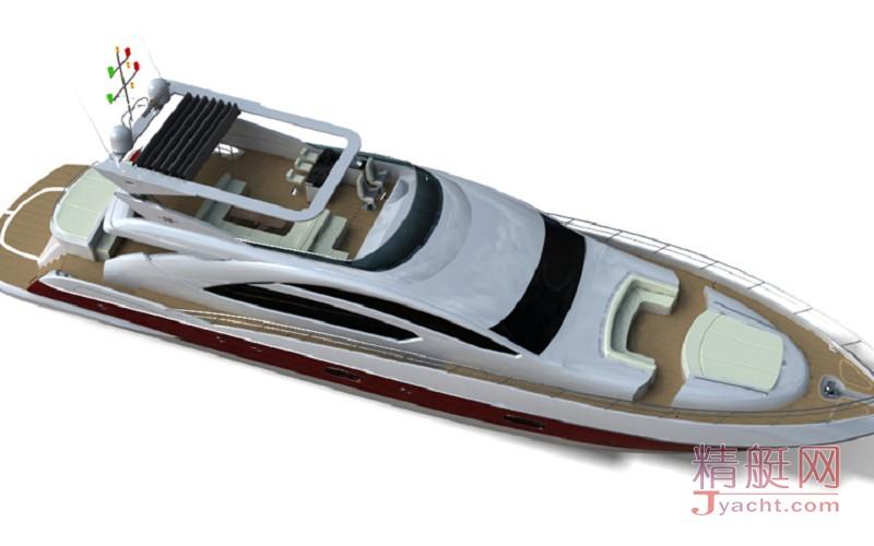 凤鸟98英尺游艇