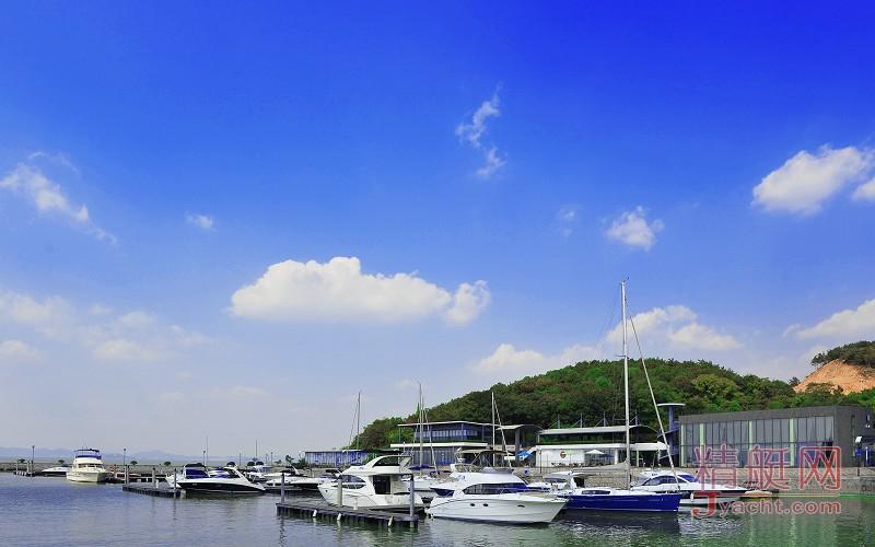太湖山水国际游艇俱乐部