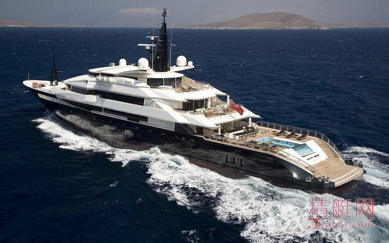 Oceanco Alfa Nero
