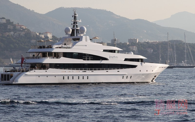 Oceanco Lady Christina