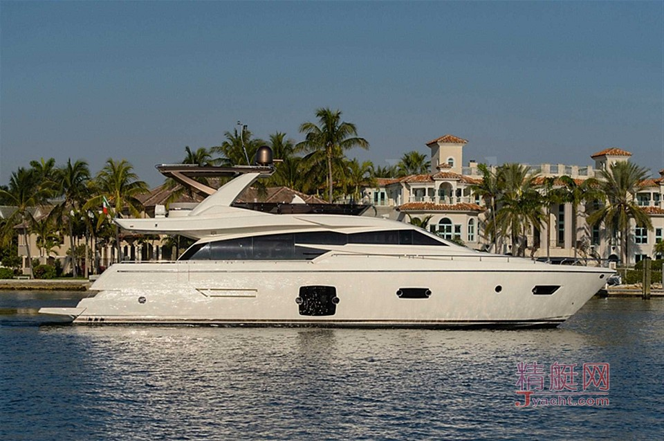Ferretti Yachts 750 Íâ¹Û