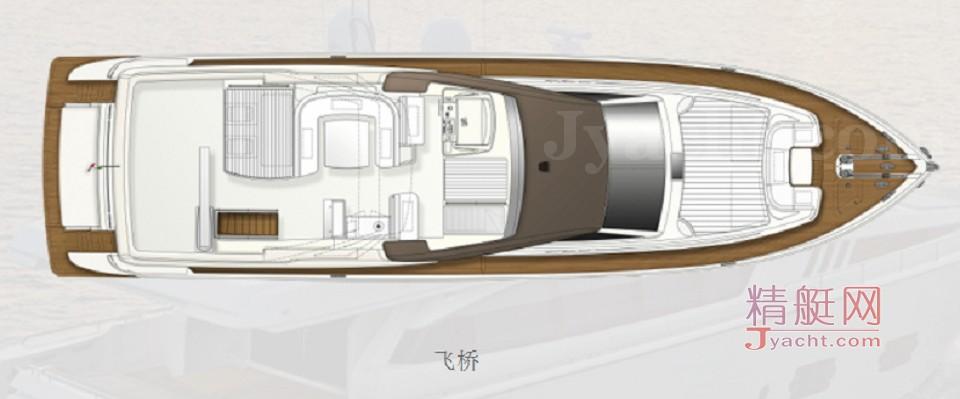 Ferretti Yachts 800