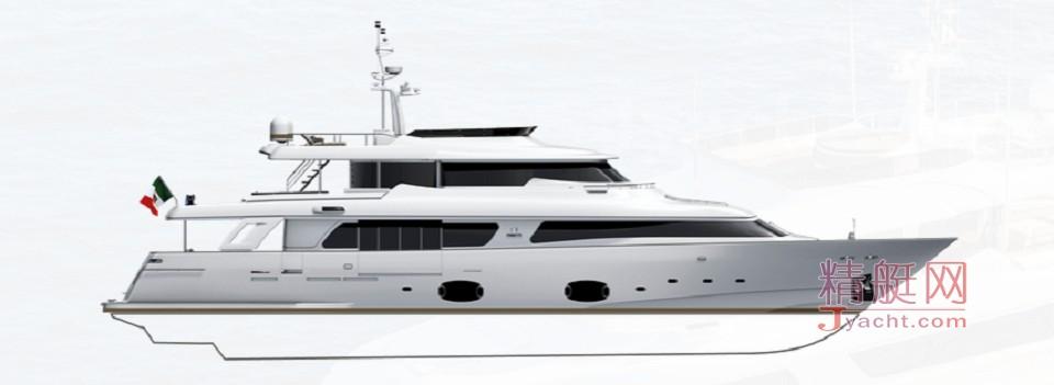Custom Line Navetta 33 Crescendo