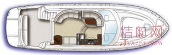 Sea Ray 520 Sedan Bridge