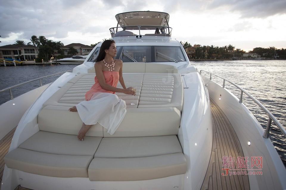 75 Yacht 外观