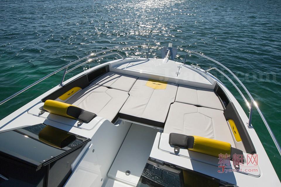 Flyer 7 SPORT deck