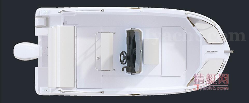 Flyer 5 SPACE deck
