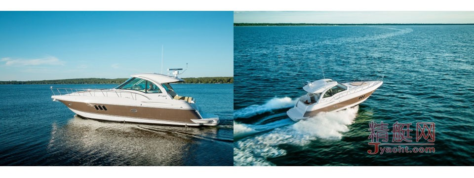 Cruisers yachts  430 Sports Coupe