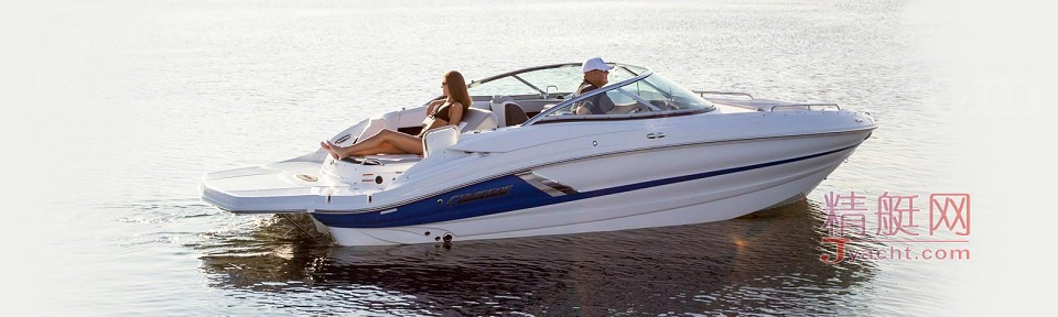 Cruisers yachts 238 Bow Rider