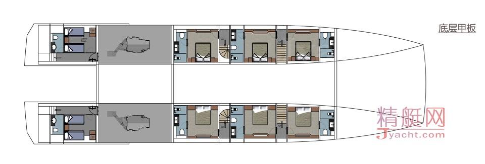 Vista Catamaran 140