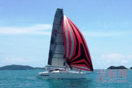 Freego 41 双体帆船