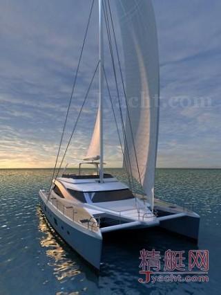 Galene 65 双体帆船