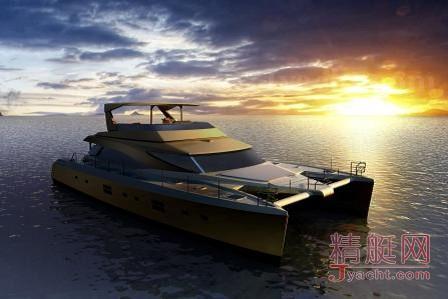 Galene 65 双体游艇