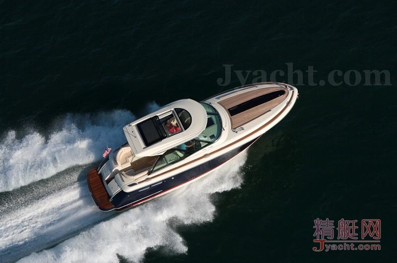 Corsair 36 Hard Top